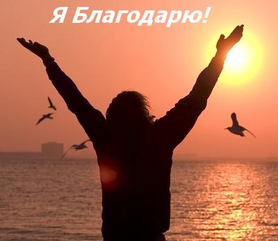 СИЛА БЛАГОДАРНОСТИ. Я не могу обрести удовлетворение… (шаг 3)