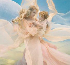 Материнская молитва.