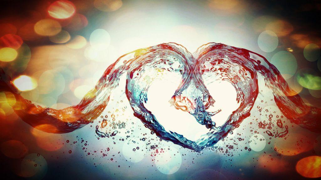 Глубоко в центре моего существа есть бездонный кладезь любви.