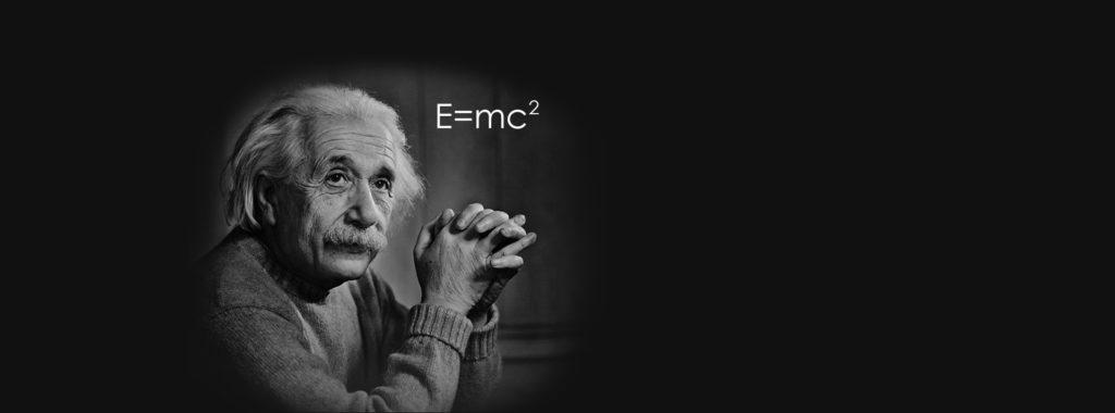 Формулу Эйнштейна E=mc² можно расшифровать очень просто: «Все, что есть в природе – это энергия.»