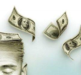 Зоны денег в теле.