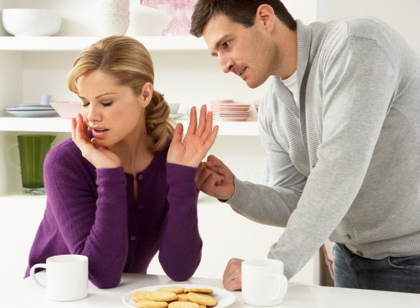 Простить мужа (жену)