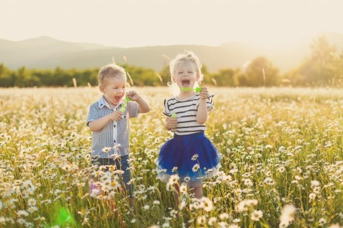Вам от рождения предначертана изумительно прекрасная жизнь!