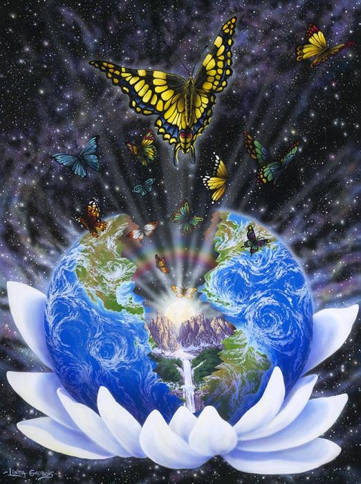 Принцип шестой: MANA - Вся сила идет изнутри.