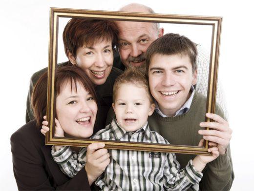 «Перезагрузка» отношений с родителями