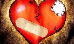 """Я не такая, я не достойна или """"Больная любовь."""""""