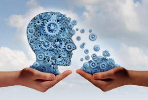 Основная функция ума - мыслить и переживать различные эмоции.