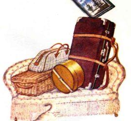 Часто ваш прошлый багаж проявляется во взаимоотношениях, в которых вы находитесь в настоящий момент.