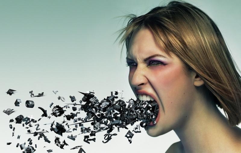Ряд слов вызывающих мутагенный эффект чудовищной силы:  ДНК воспринимает и речь, и мысли человека