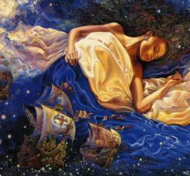 Сны. Способность к сновидениям.