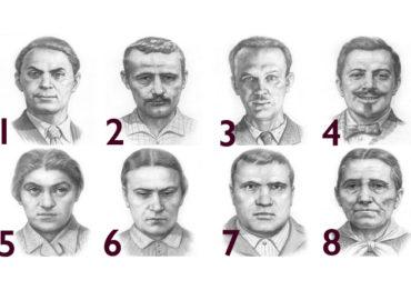 Тест Сонди: выберите человека, который вызывает у вас страх или отвращение.