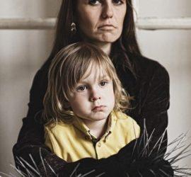Дети лишенные материнской любви, навсегда остаются созависимы от матери.