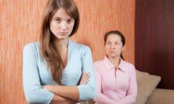 Нелюбимые дочери нелюбящих матерей