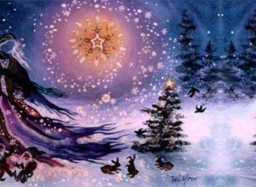 День зимнего солнцестояния!!!