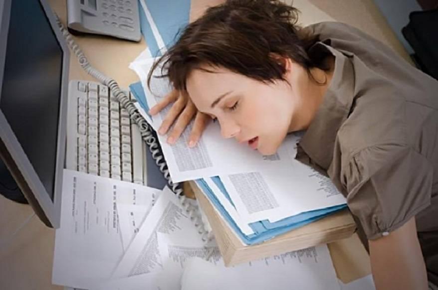 Как вылечить хроническую усталость.
