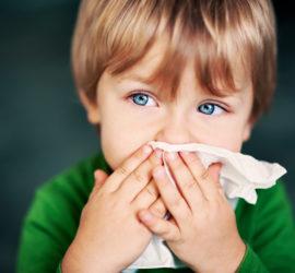 Психологические причины болезней у детей