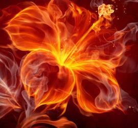Энергия огненной стихии