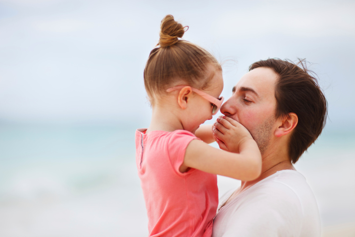 Психология отношений отца и дочери