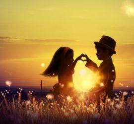 Любовь к другому и любовь к себе взаимозависимы, обусловлены друг другом.